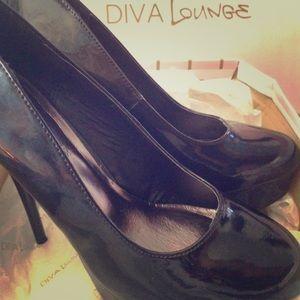 "9""inch Diva Lounge Pumps"